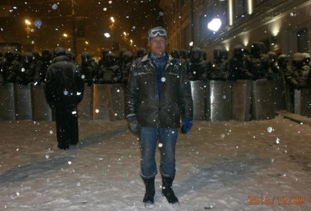 Олег Донець