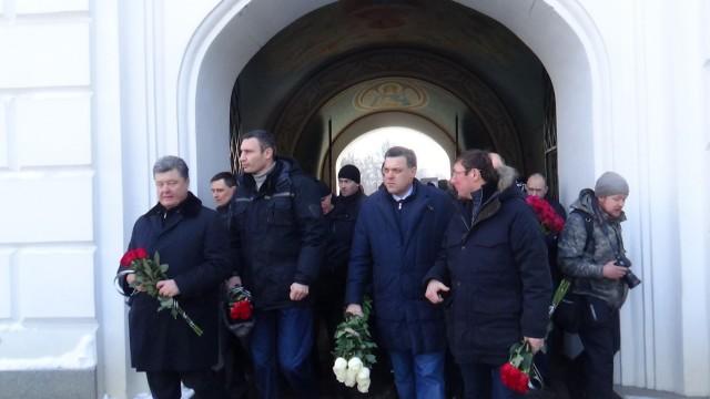 похорон Жизневського