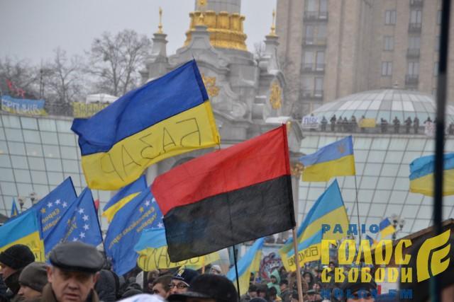 До другої річниці Революції гідності: чим жив Майдан 7 грудня 2013-го року (з архіву