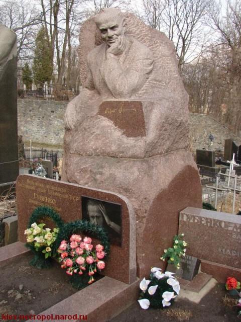 могила Остапа Вишні