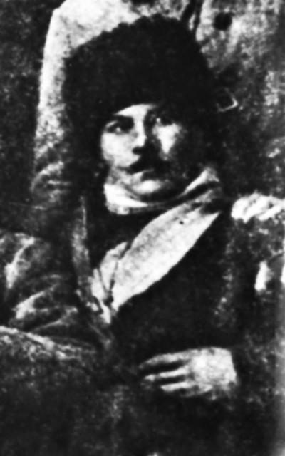 Кость Пестушко