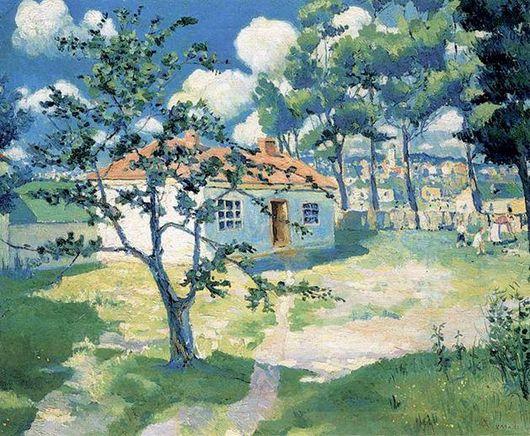 картина Малевича