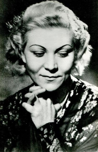 Клавдія Шульженко. 1942 р.