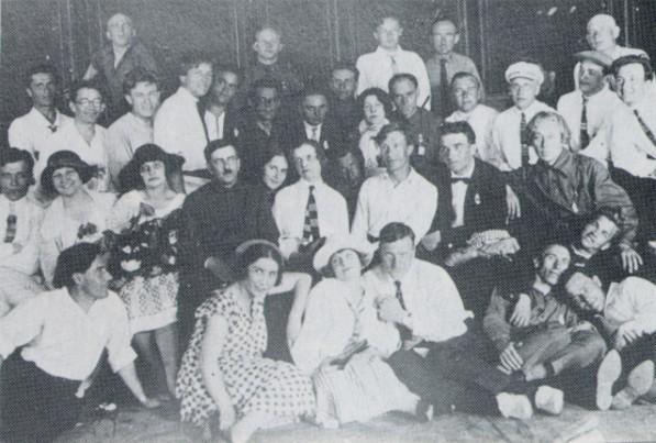 Березіль 1926 рік