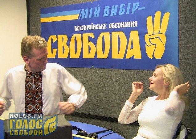 Ігор Швайка, Ірина Фаріон