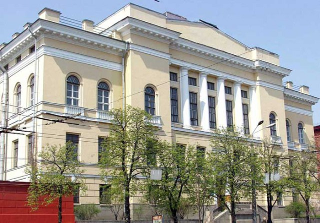вул. Володимирська,62