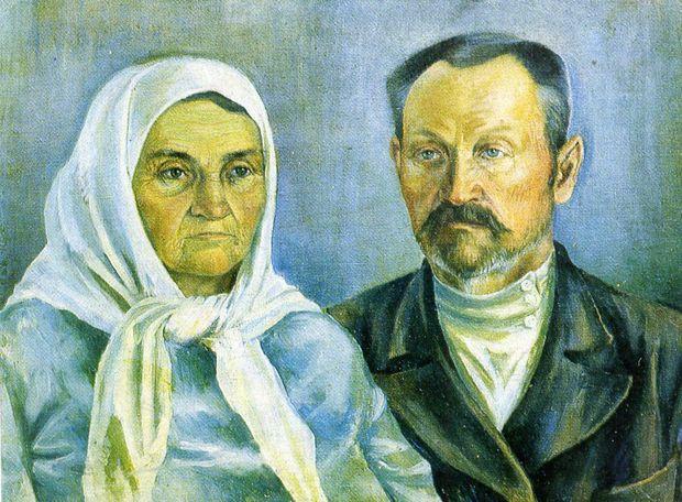 Батьки 1930 рік