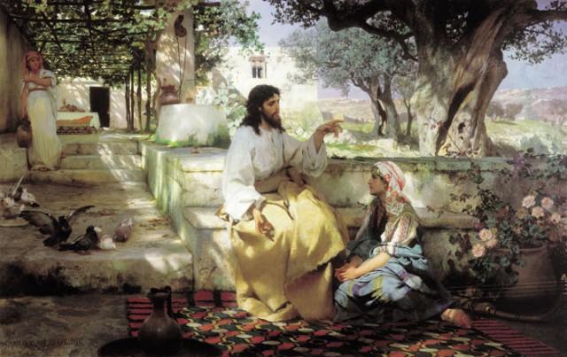 Бесіда із самарянкою