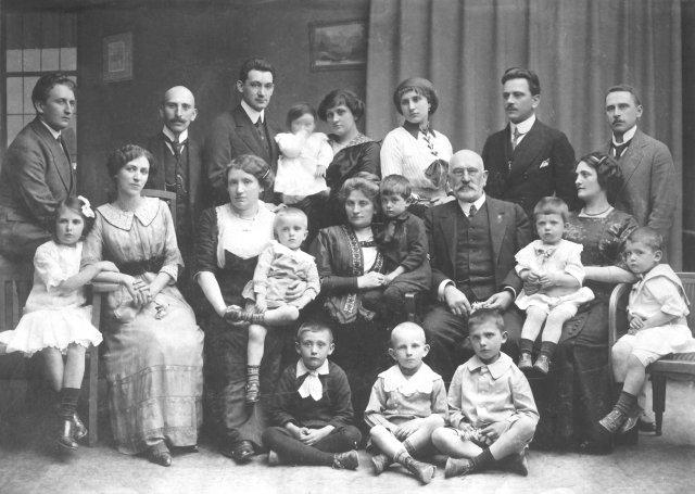 родина Шухевичів