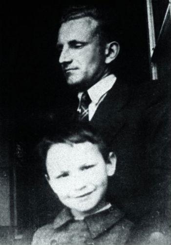 Роман з сином Юрієм
