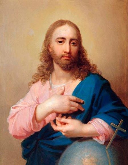 Христос зі сферою