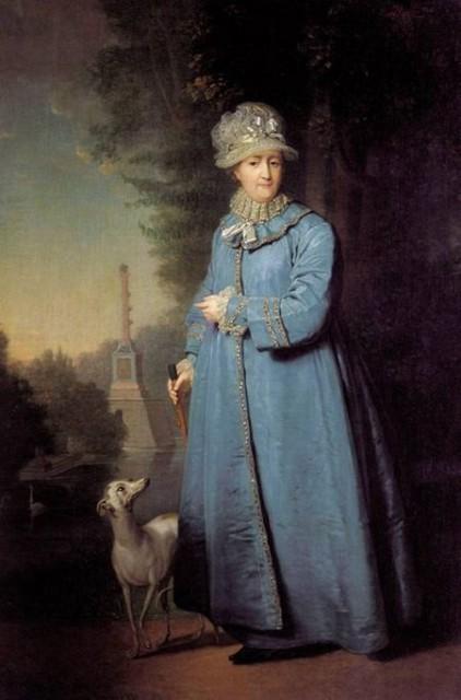 портрет Катерини ІІ