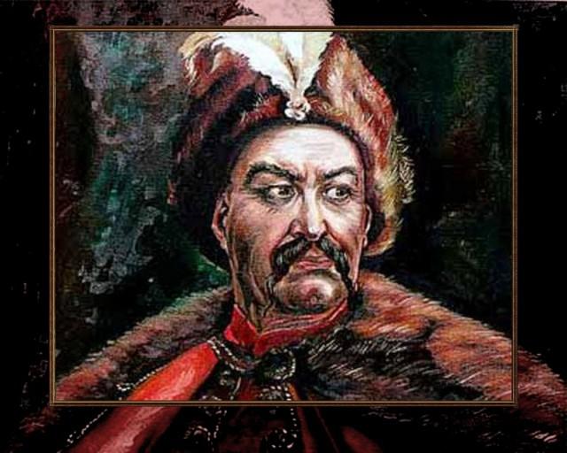 Гетьман України Богдан Хмельницький