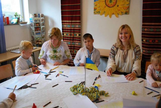 українська школа в Мальме