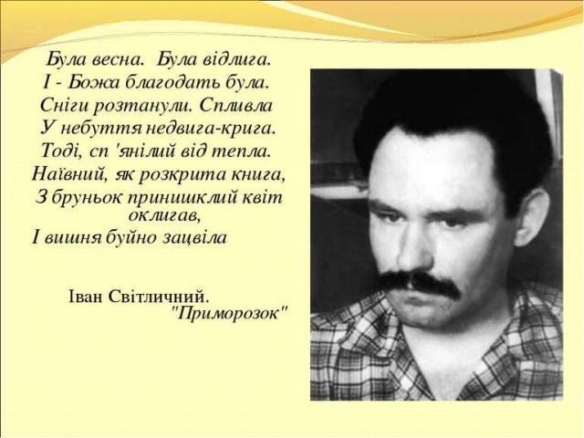 Іван Світличний
