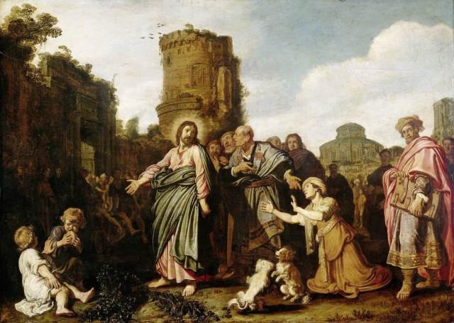 проповідь про хананеянку