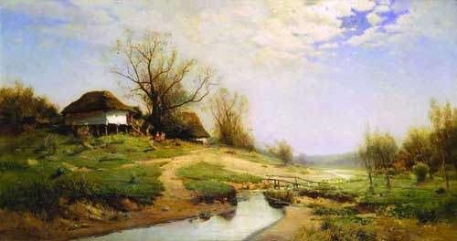 Весна в Україні