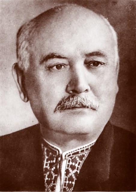 Григорій Верьовка