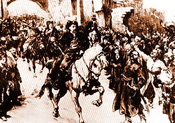 В'їзд Богдана Хмельницького в Київ 1648 року
