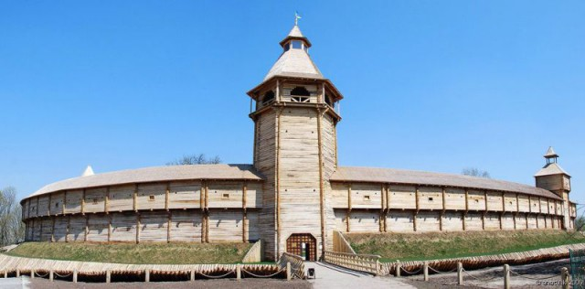 Батуринска фортеця