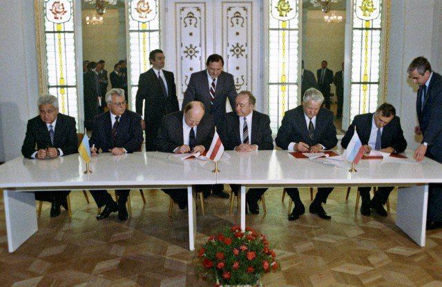 Підписання угоди