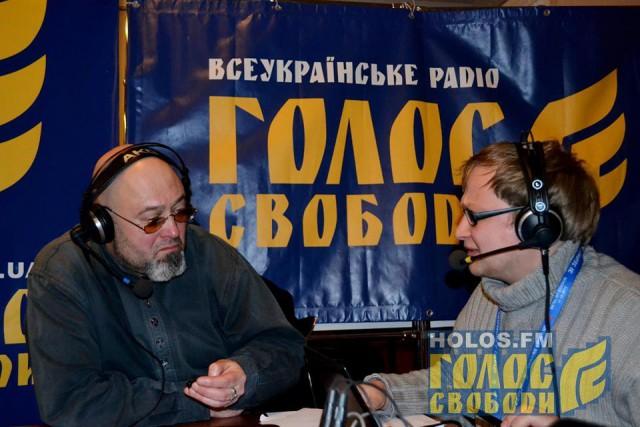 Андрій Середа, штаб Національного спротиву