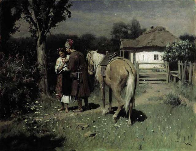 картини Пимоненка