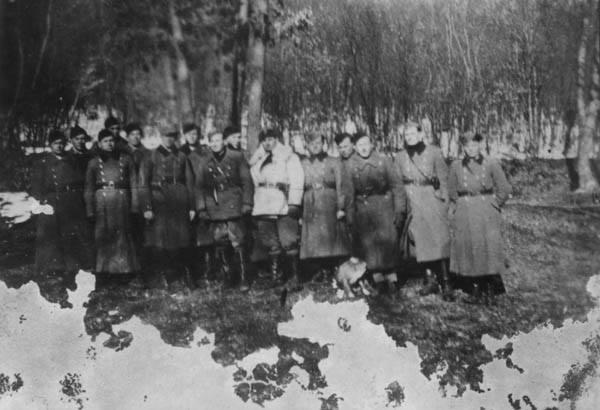 командири Сіроманців