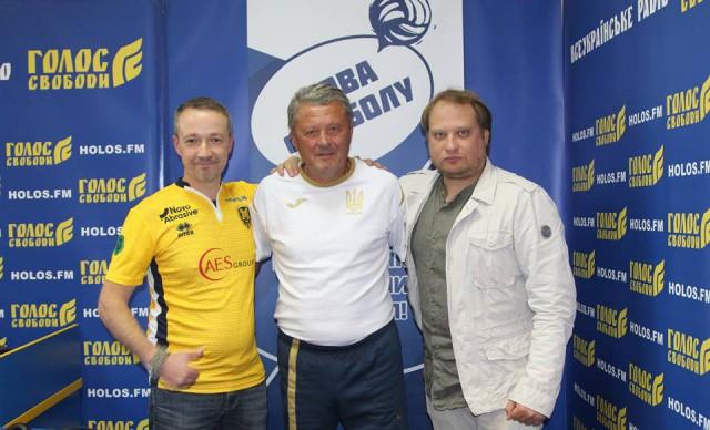 Мирон Маркевич на Мові футболу